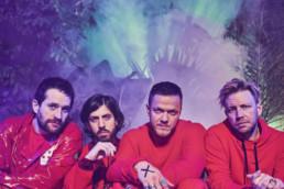 Imagine Dragons Album Cover Interscope Records Dan Reynolds